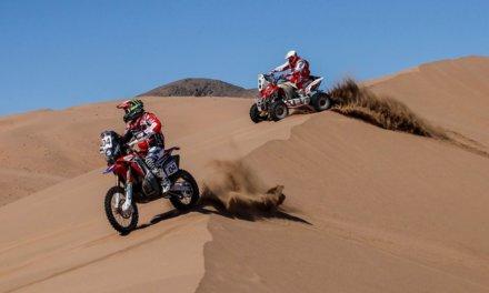 Las fotos de la Etapa 1 del Atacama Rally