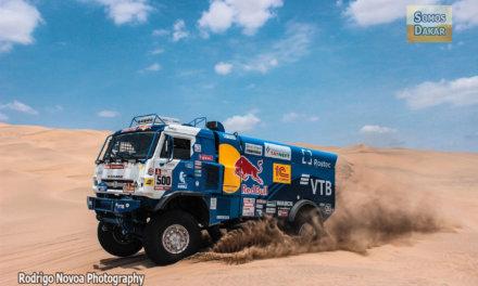 Dakar 2018 – Etapa 2: fotos inéditas