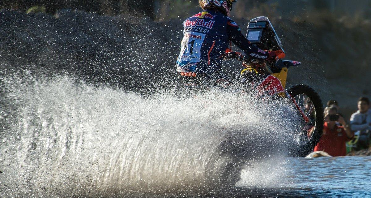 Toby Price se impuso en el primer día del Atacama Rally | Somos Dakar