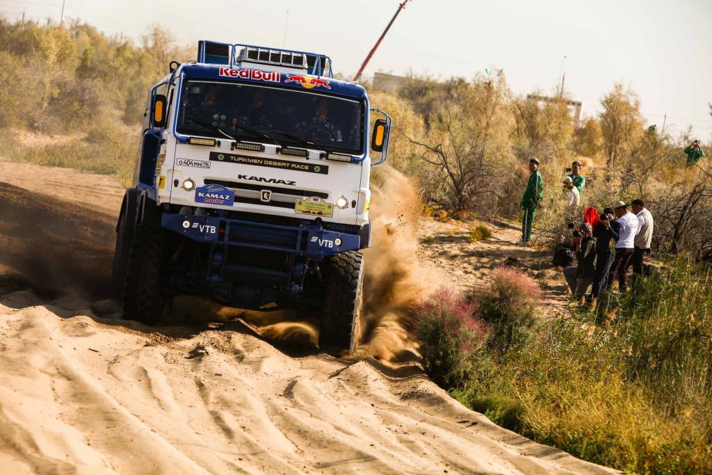 Galería: lo mejor del Rally de Turkmenistán 2018