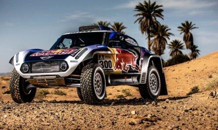 Galería: así se prepara MINI para el Dakar 2019