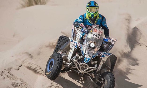 Cavigliasso empezó con el pie derecho – Resumen Quads – Etapa 1 – Dakar 2019