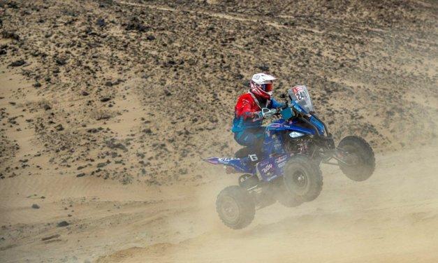 Cavigliasso repite en el segundo día – Resumen Quads – Etapa 2 – Dakar 2019