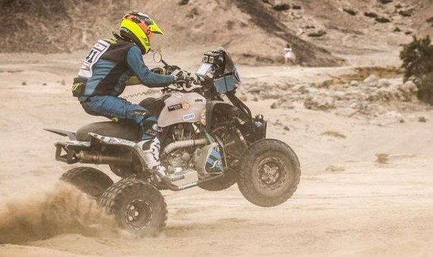 Caviligiasso continúa con un ritmo demoledor – Resumen Quads – Etapa 5 – Dakar 2019