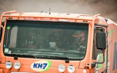 Finalmente, el heroico camión del Epsilon Team terminó el Dakar 2019
