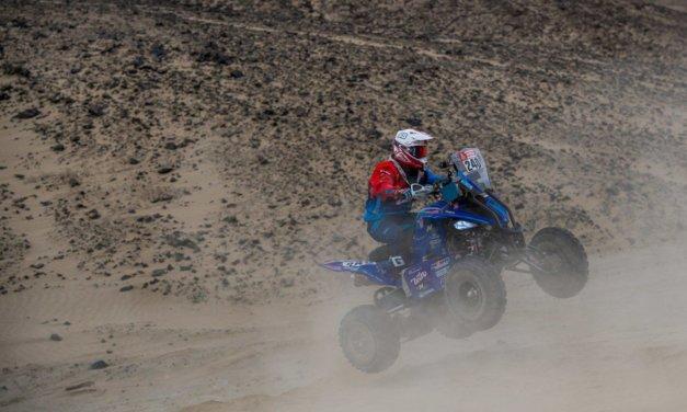 González Ferioli lidera el trío argentino – Resumen Quads – Etapa 3 – Dakar 2019