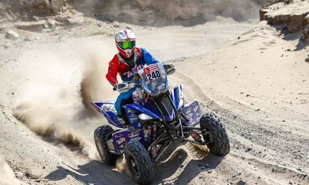 Cavigliasso dominó la especial sin problemas – Resumen Quads – Etapa 8 – Dakar 2019