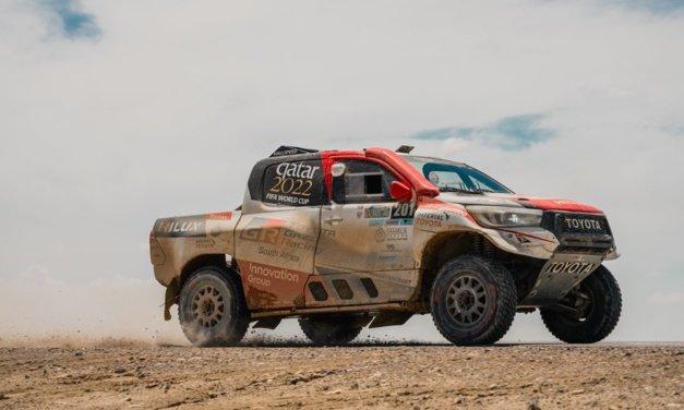 Al-Attiyah se quedó con el Rally de Kazajistán