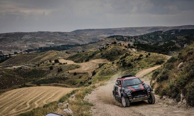 Terranova y Metge son los más rápidos tras el día 1 en la Baja Aragón