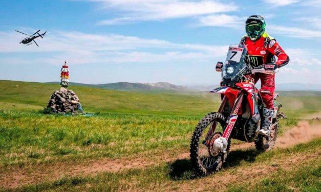Kevin Benavides triunfa en Mongolia