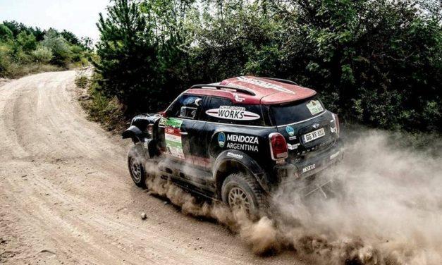 Terranova logra su tercera victoria consecutiva tras vencer en la Baja Hungría