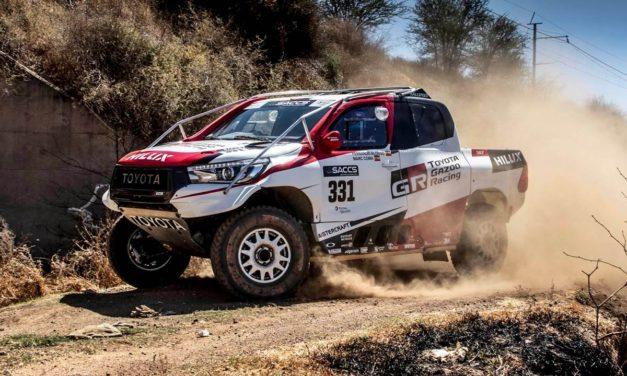 Oficial: Fernando Alonso correrá el Rallye du Maroc 2019