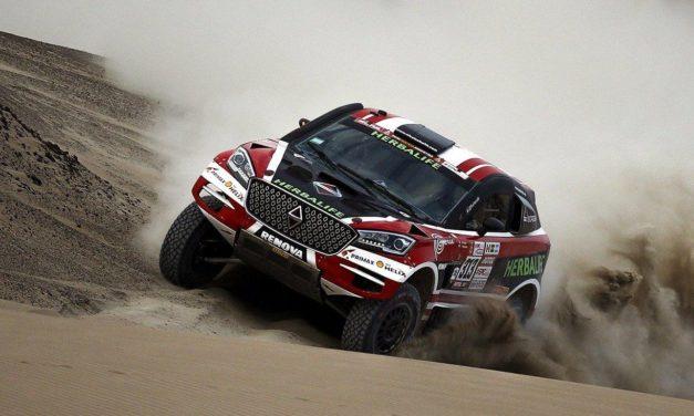 Nani Roma deja Mini y se suma a Borgward para el Dakar 2020