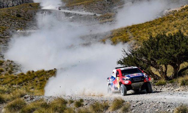 Al-Attiyah comenzó dominando el Rallye Du Maroc