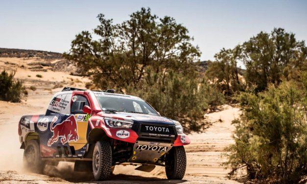 Todos los detalles del Rallye du Maroc 2021
