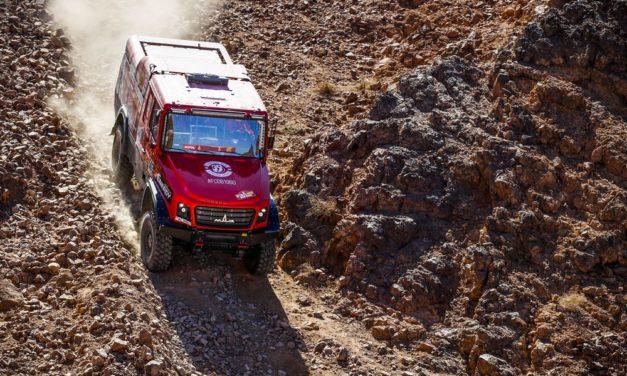 Viazovich presiona a Kamaz tras llevarse la especial del día – Resumen Etapa 2 – Camiones