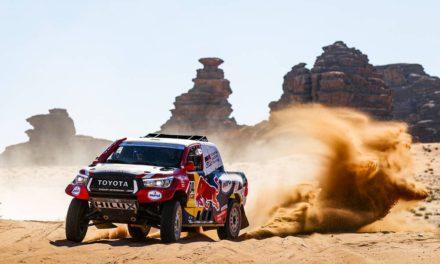 Las mejores fotos de la Etapa 3 del Dakar 2020