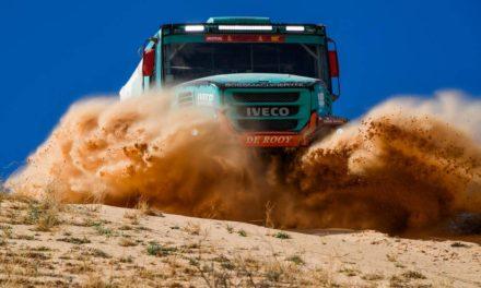 Las mejores fotos de la etapa 5 del Dakar 2020