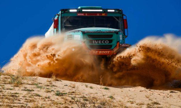 El Team Iveco De Rooy confirma su ausencia en el Dakar 2021