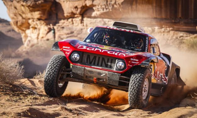 Carlos Sainz se consolida tras vencer en la quinta especial – Resumen Autos – Dakar 2020