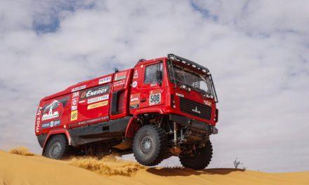 Las mejores fotos de la Etapa 6 del Dakar 2020