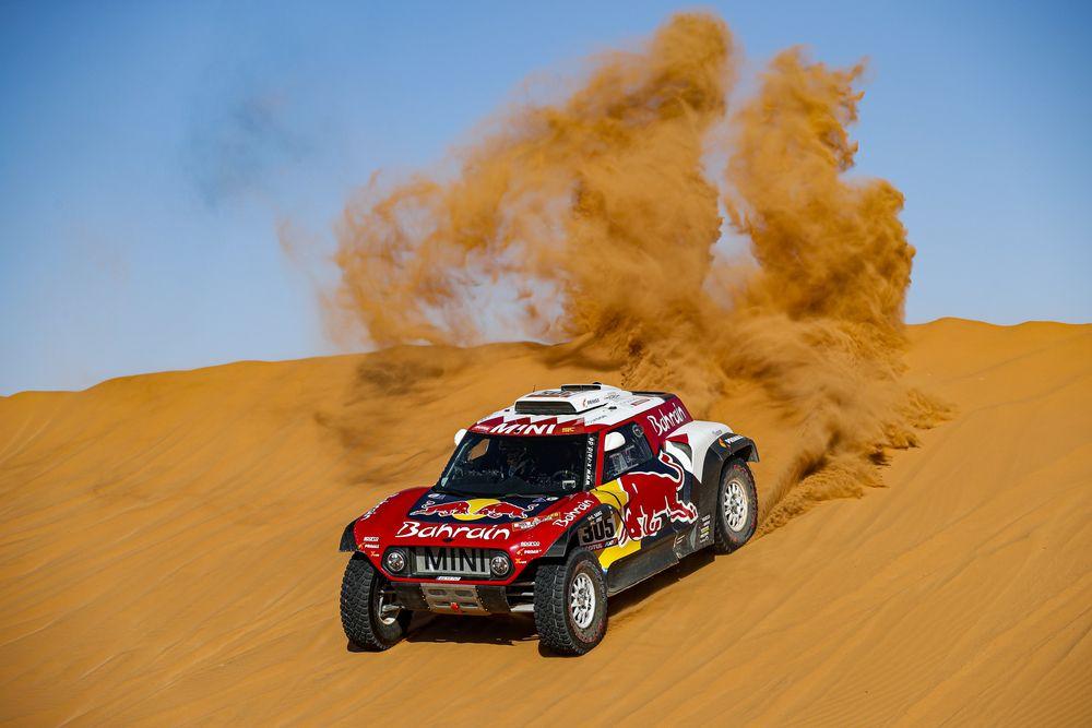Dos carreras en Arabia Saudita antes del Dakar 2021