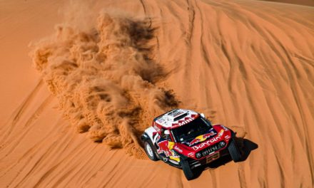 Las mejores fotos de la Etapa 7 del Dakar 2020