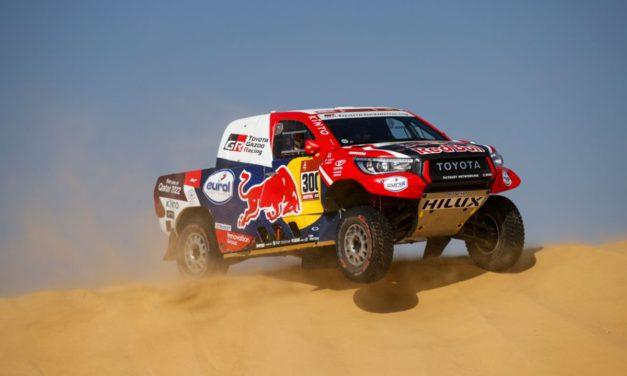 Al-Attiyah arrasó en Qatar y ganó la primera fecha del mundial FIA Cross-Country