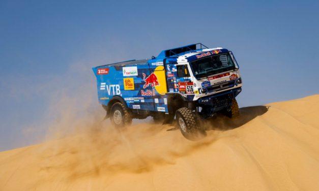 Shibalov corta la racha de Karginov – Resumen Etapa 10 – Camiones – Dakar 2020