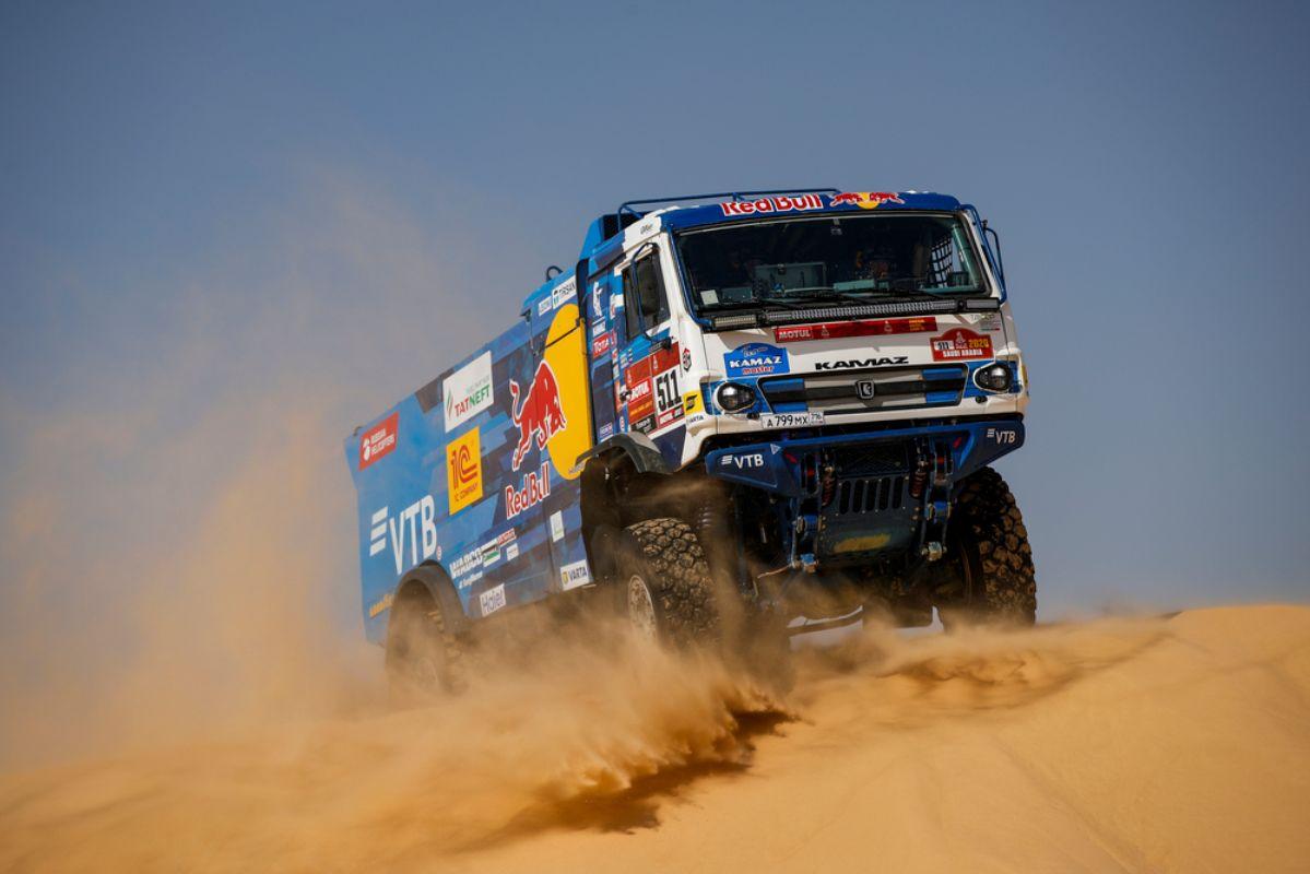 Previa Dakar 2021 – Camiones: Kamaz busca perpetuar su hegemonía