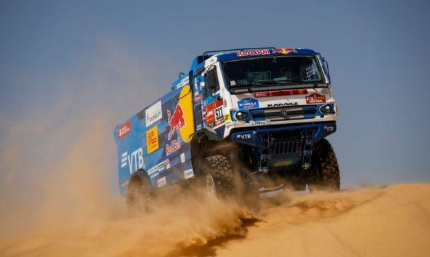 Kamaz presentó su alineación para ganar el Dakar 2021, con algunas sorpresas