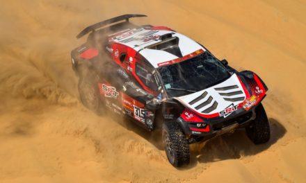 Las mejores fotos de la Etapa 10 del Dakar 2020