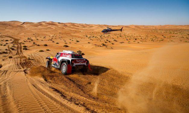 Peterhansel ganó con lo justo la etapa 11, pero Sainz sigue dominando – Resumen autos – Dakar 2020