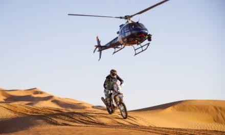 Las mejores fotos de la etapa 11 – Dakar 2020