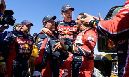 Las mejores fotos de la etapa 12 – Dakar 2020
