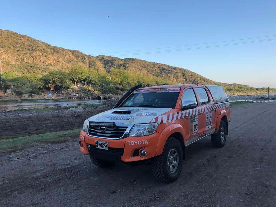 Así será cada etapa de la South American Rally Race