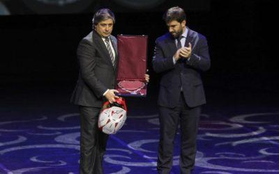 El gobierno de Portugal condecoró a Paulo Gonçalves con la máxima distinción deportiva
