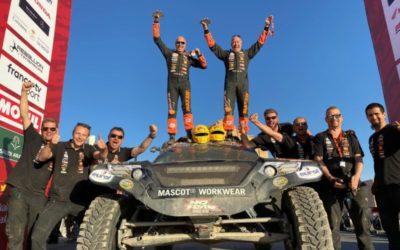 Video: El mejor Dakar para Tim y Tom Coronel