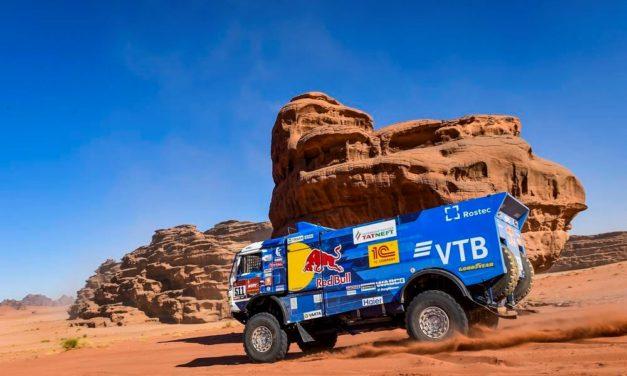Karginov se impuso en la tercera etapa – Resumen Camiones – Dakar 2020
