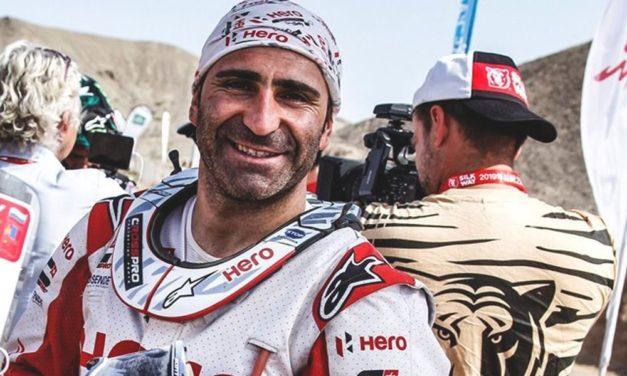 Falleció Paulo Gonçalves en la etapa 7 del Dakar 2020