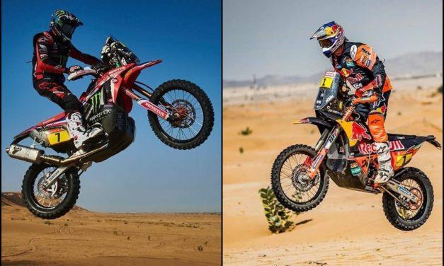Previa Dakar 2020 – Motos: Se viene una lucha sin cuartel entre KTM y Honda