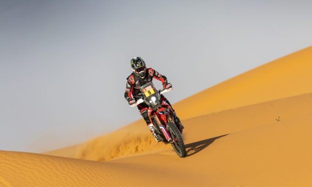 Ricky Brabec termina la primera semana de la mejor manera – Resumen Motos – Dakar 2020