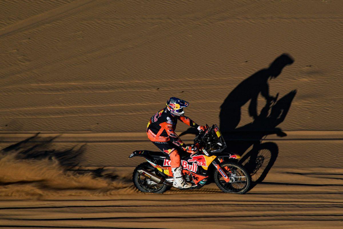 Toby Price se quedó con la primera etapa del Dakar 2020 – Resumen motos