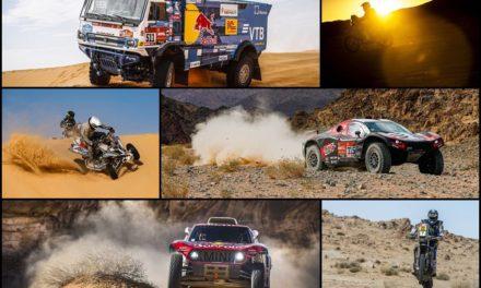 Las 100 mejores (y más increíbles) fotos del Dakar 2020
