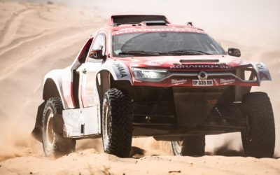 SsangYong Motorsport completa el mejor Dakar de su historia