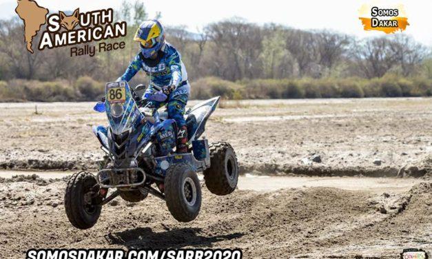 SARR 2020: Tobías Carrizo, campeón del CaNav, se prepara para su primer gran Rally Raid