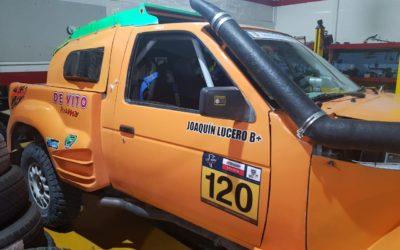 Somos Dakar viaja junto a Pilo Estigarribia para la SARR 2020