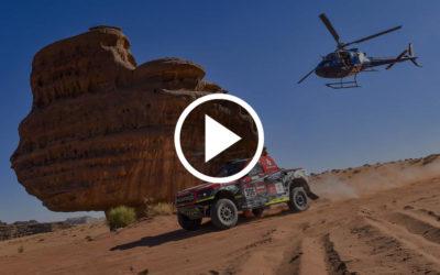Videos: el resumen completo de cada etapa del Dakar 2020