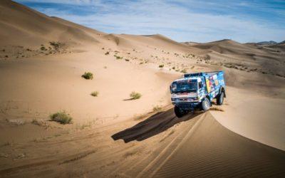 El Silk Way Rally 2020 no se suspende y cambia el recorrido: será 100% en Rusia