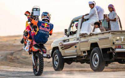 Se posterga el Abu Dhabi Desert Challenge 2020